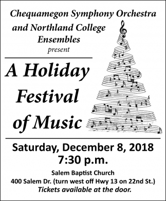 A Holiday Festival of Music
