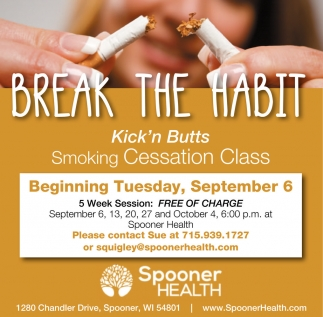 BREAK THE HABIT