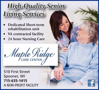 High Quality Senior Living Services