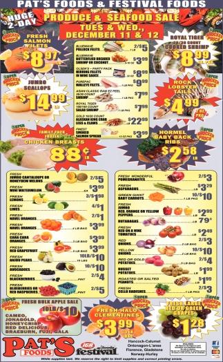 Pat's Food & Festival Foods