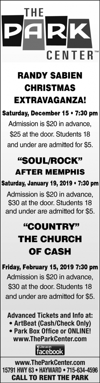 Music Series/Christmas Extravaganza/Country the Church of Cash