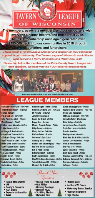 League Members