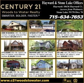 Hayward & Stone Lake Offices