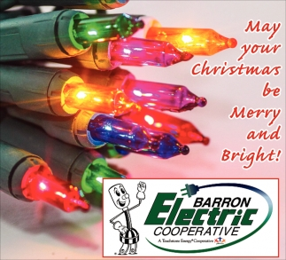May Your Christmas Be Merry And Bright!