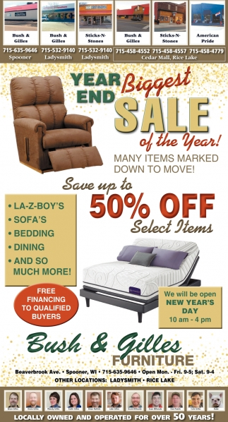 Year End Biggest Sale