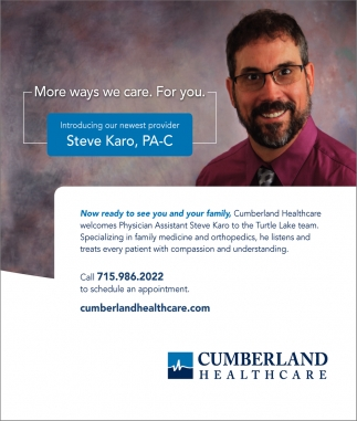 Introducing Our Newest Provider, Steve Karo