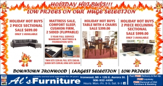 Low Prices on Our Huge Selection