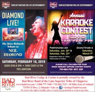 Diamond Live!