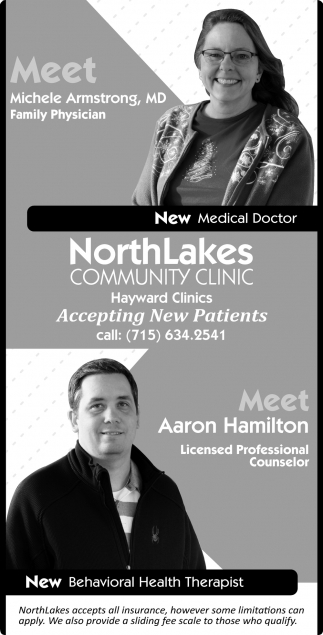 Meet Michele Armstrong, MD & Aaron Hamilton