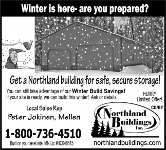 Winter is Here - Are Your Prepared?