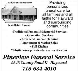Providing Personalized Funeral Care