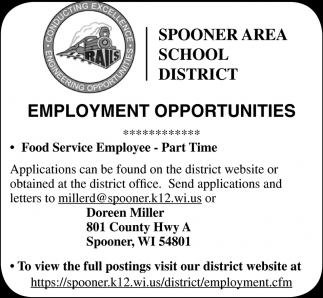 Food Service Employee - Part Time
