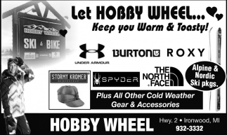Plus All Other Cold Weather Gear & Accessories
