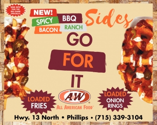 Spicy BBQ, Bacon Ranch