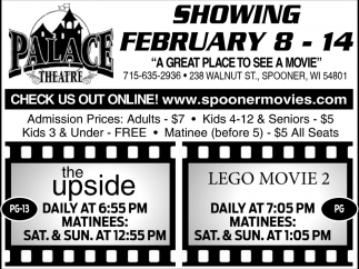 Showing February 8 - 14