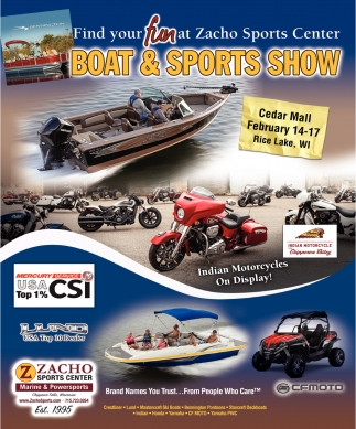 Boat & Sports Show