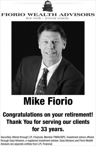 Mike Fiorio