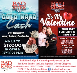 Cold Hard Cash / Be My Valentine