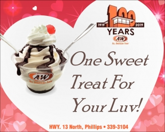 One Sweet Treat For Your Luv!