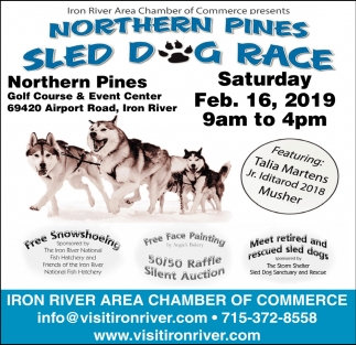 Iron River Area Chamber of Commerce presents