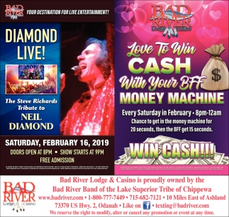 Diamond Live / Money Machine