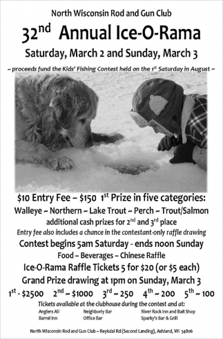 32nd Annual Ice-O-Rama