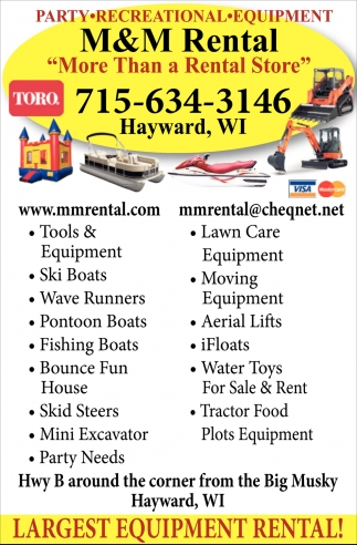 Party, Recreational, Equipment