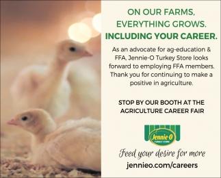Agriculture Career Fair