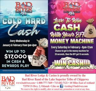 Cold Hard Cash / Money Machine