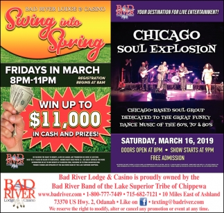 Swing into Spring / Chicago Soul Explosion