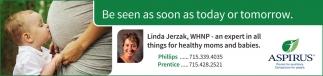 Linda Jerzak, WHNP