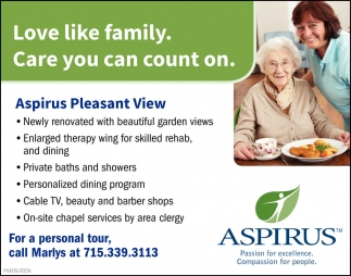 Aspirus Pleasant View