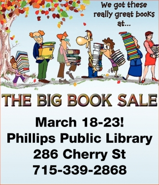 The Big Book Sale
