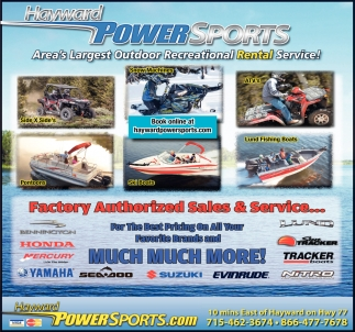 Factory Authorized Sales & Service