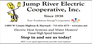 Your Touchstone Energy Cooperative
