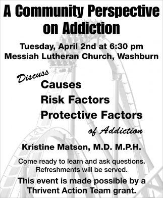 A Community Perspective on Addiction