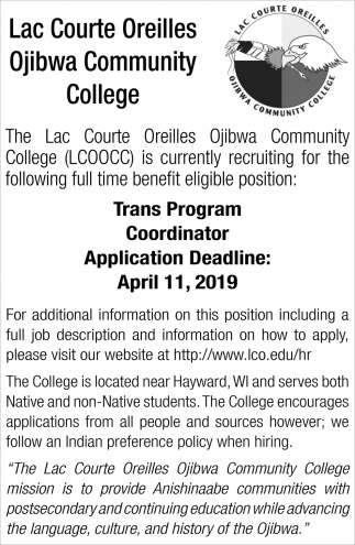 Trans Program Coordinator