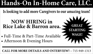 Caregiving Position