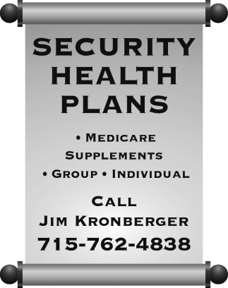 Security Health Plans