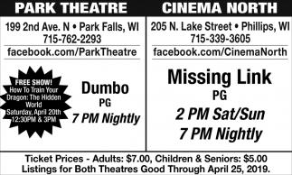 Dumbo / Missing Link
