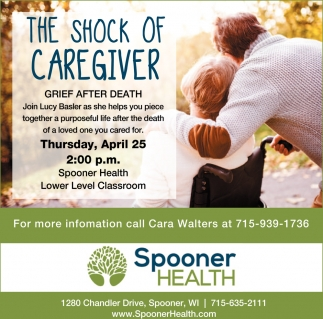 The Shock of Caregiver