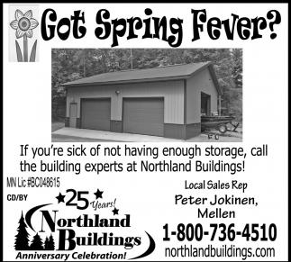 Got Spring Fever?