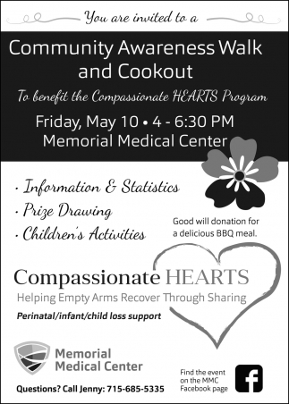 Community Awareness Walk and Cookout