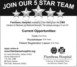 Join Our 5 Star Team