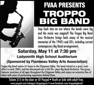 Saturday, May 11 at 7:30 pm
