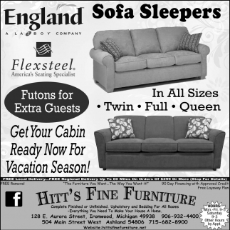 Sofa Sleepers