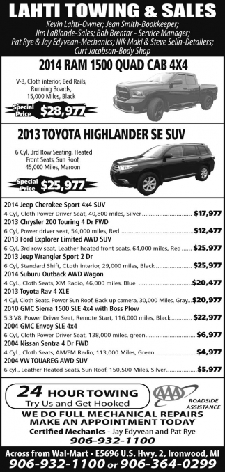 Ram - Toyota