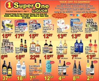 www.superoneliquor.com