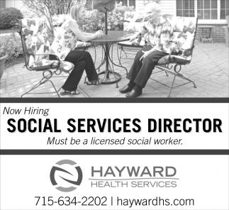 Social Services Director