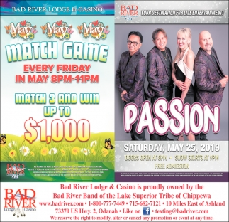 Match Game / Passion